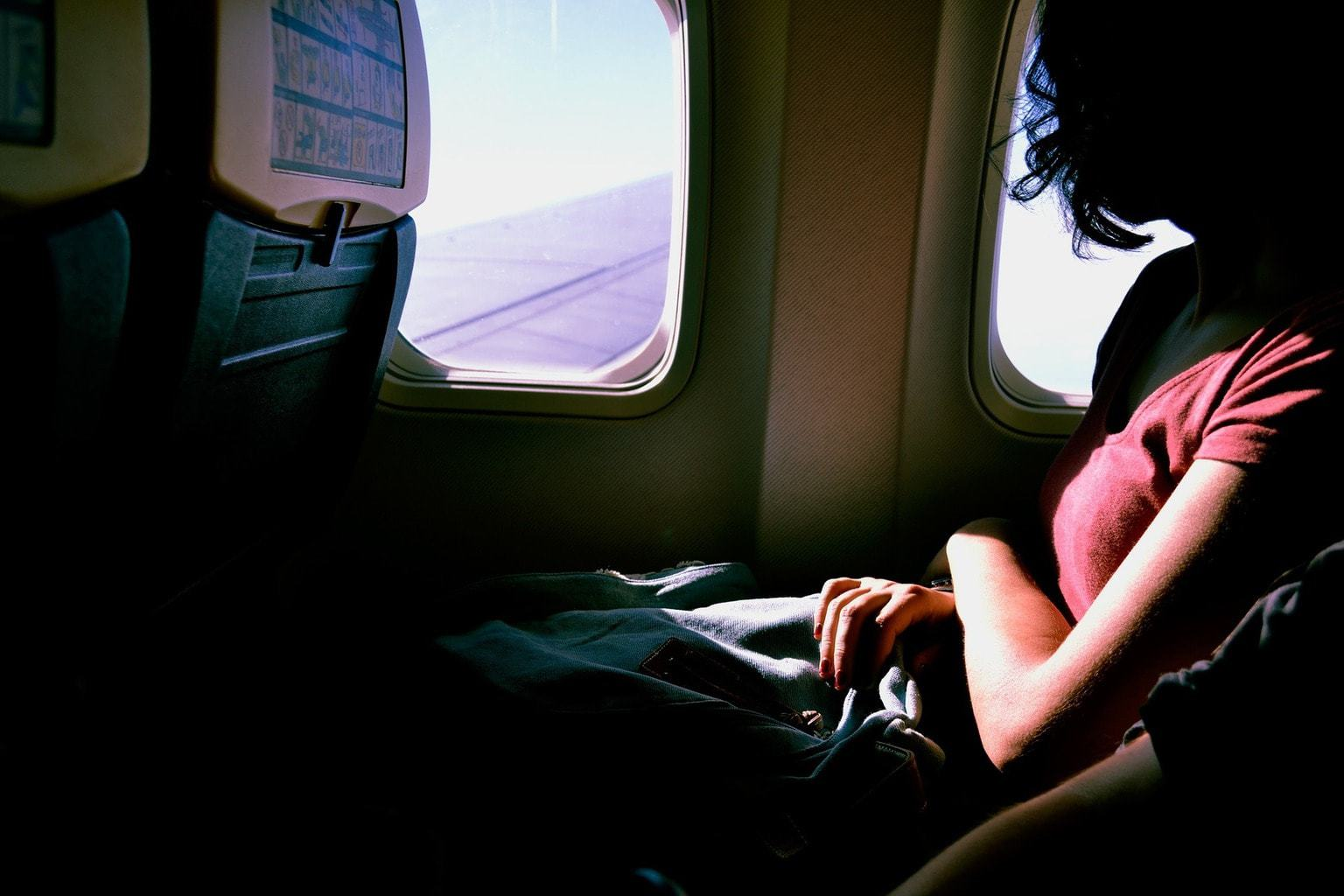 Being More Comfortable on Overnight Flights