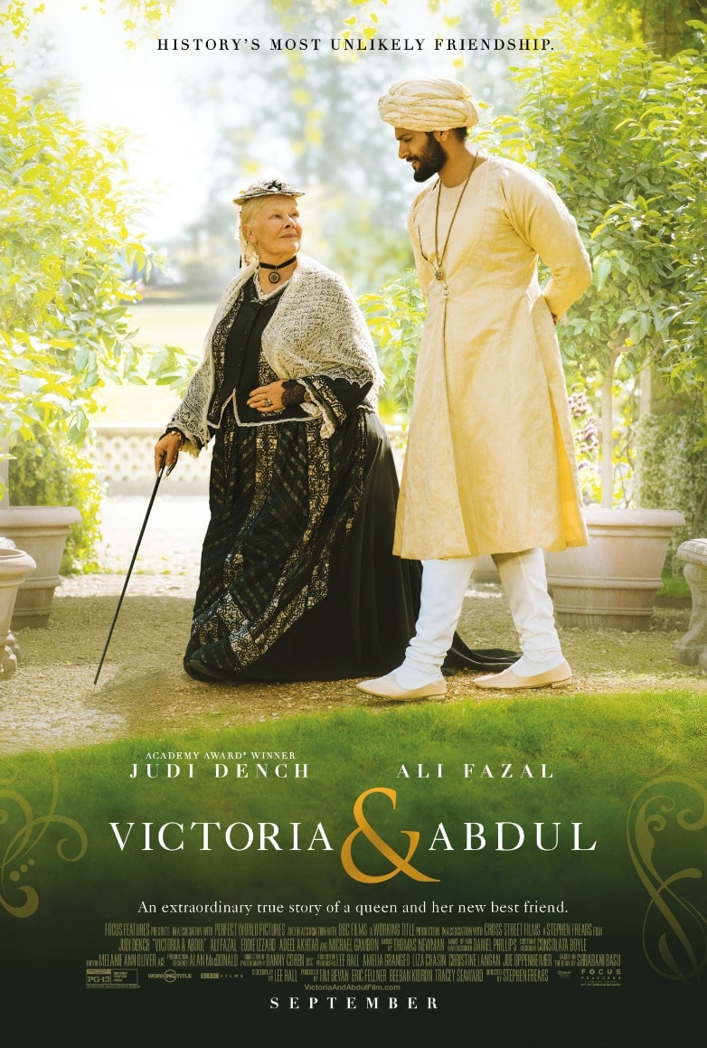 Victoria & Abdul is the extraordinary true story of an unexpected friendship in the later years of Queen Victoria's remarkable rule.