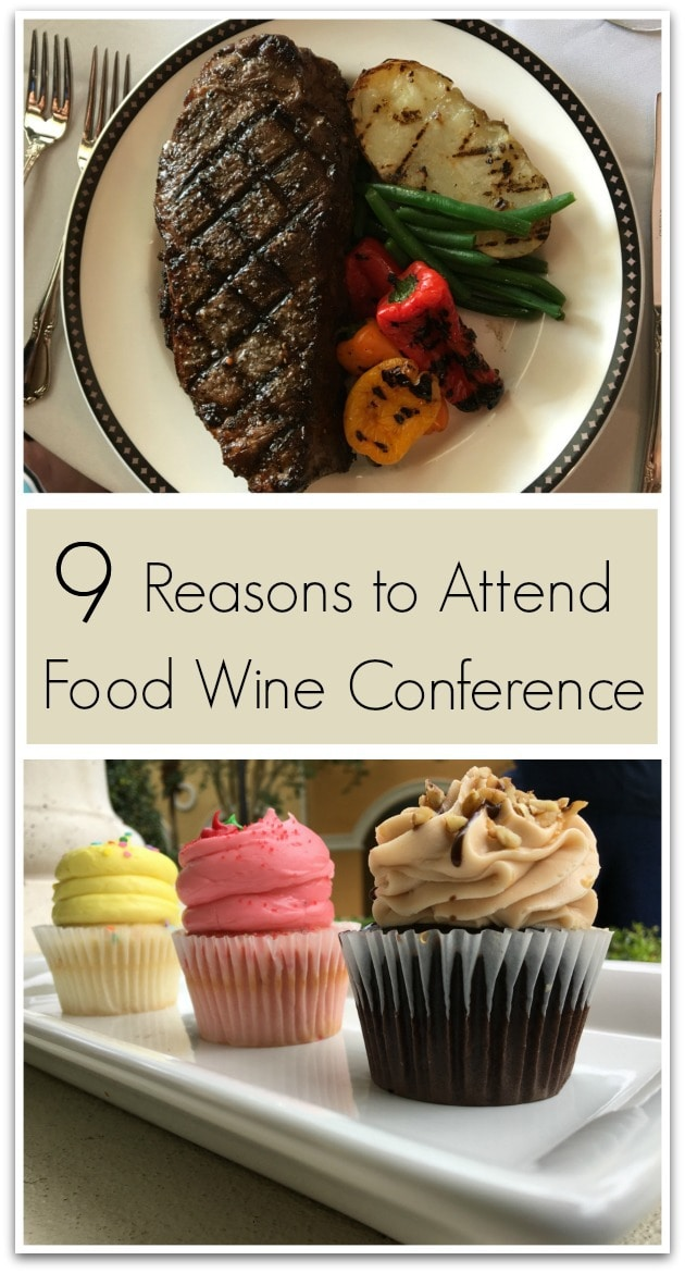 A couple of years ago I attended my first Sunday Supper Food Wine Conference, and it was so much fun. I LOVE food (I know that's no surprise) and I felt like these were my people.