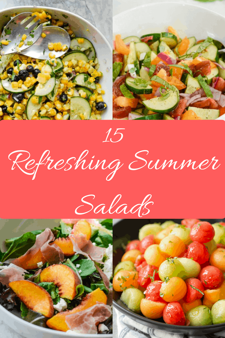 Eating salads is such a healthy way to give your body some of the nutrients it's craving. Do you ever stop to think why you don't do it more? I think because it's boring and it takes time. Would you agree?