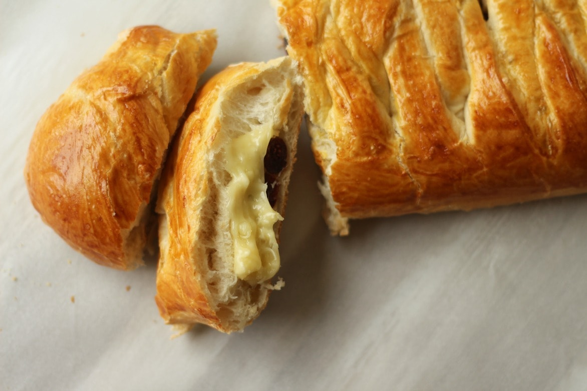 This Cranberry Brie Braid is one of my go-to recipes for a party. It's easy elegant and so delicious.