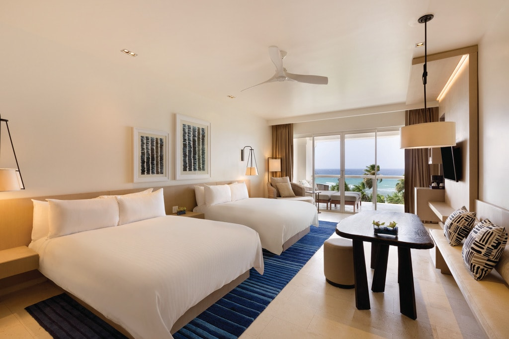 If you're thinking about going to Jamaica, an all-inclusive in Montego Bay is really the only way to go. In fact, visiting the Hyatt Ziva Rose Hall Playa Resort in Montego Bay was the third time I've stayed at an all-inclusive, and I'm thinking it's the only way to travel!