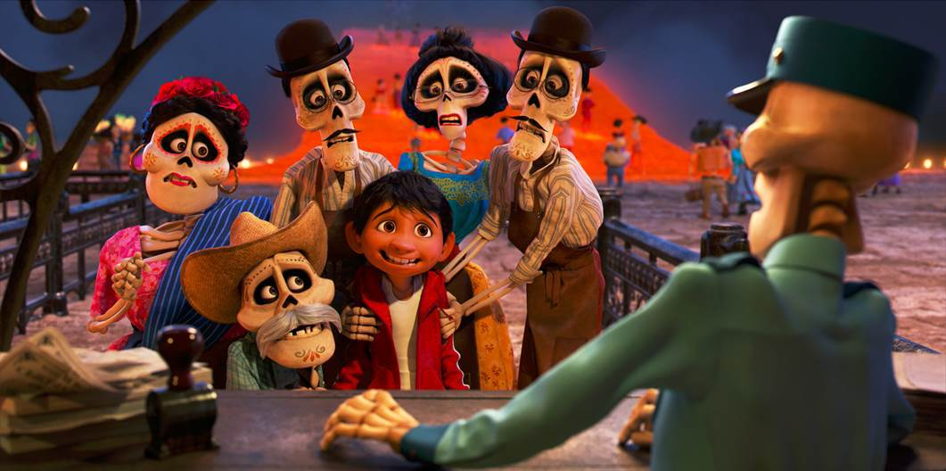 I've been excited about Disney•Pixar's Coco for a few years now! I know I'm going to love anything from Pixar, and the directors and producers are some of my favorites! Not to mention the talent!