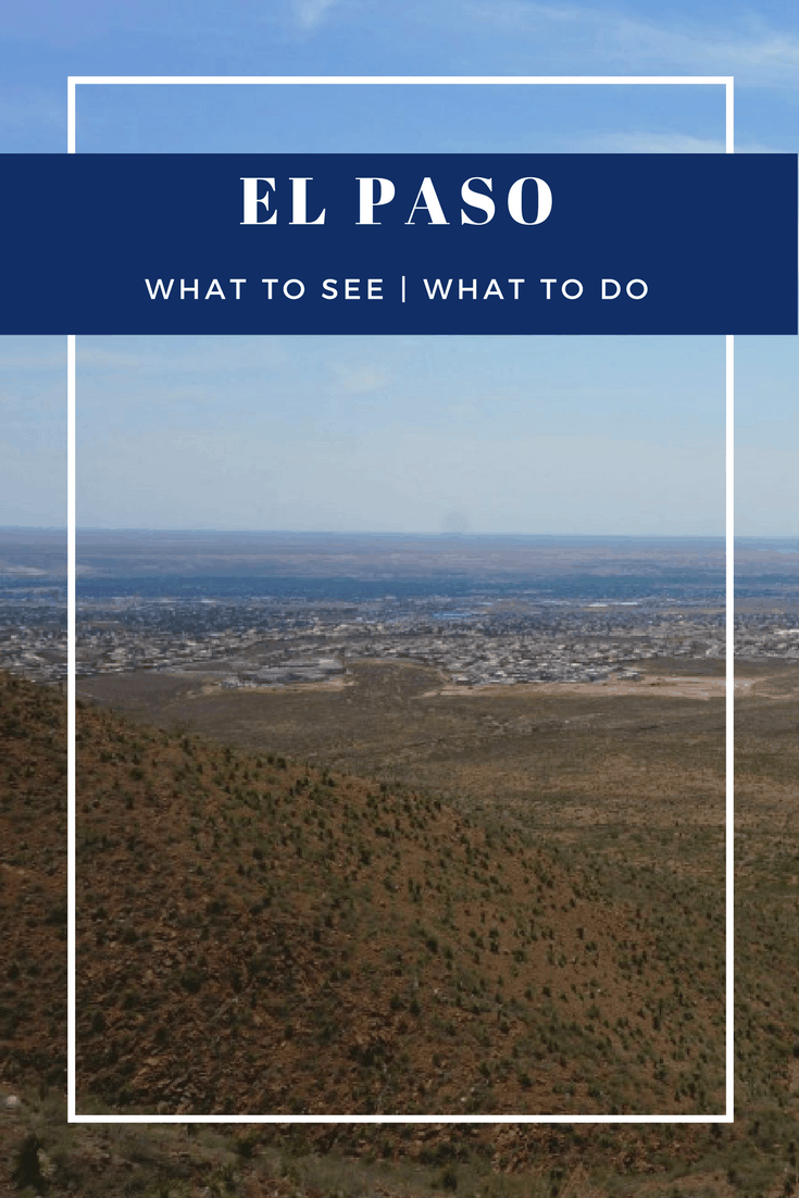 When Visiting El Paso Texas, there are some things you just have to see. There is a lot of history, but there are also amazing restaurants, a Broadway-style theater, and so much more.
