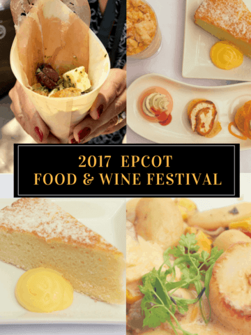 The 22nd annual Epcot Food and Wine Festival is three weeks away, so it's time to start planning your strategy for enjoying as many of the delicious 35-40 new food offerings as you can!