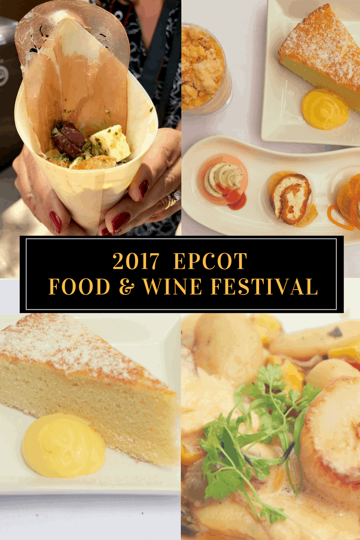 Get Ready For The 2017 Epcot Food And Wine Festival Food Fun