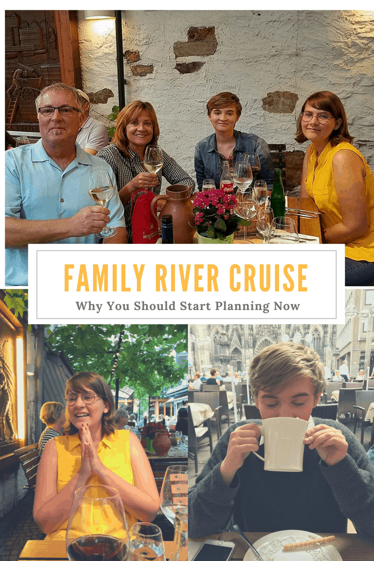 Have you considered a Viking River Cruise with family? Most people think of river cruises exclusively as a vacation for couples.