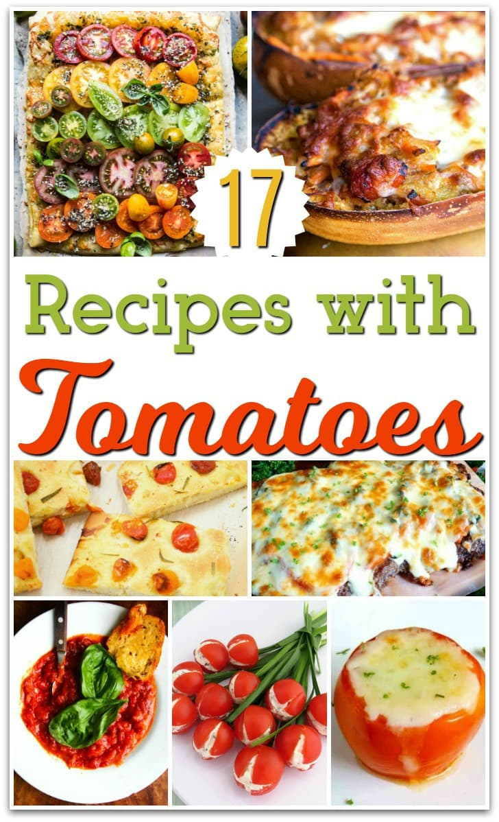 How often do you make recipes with tomatoes? One of the most versatile fruits available today, many people don't know the tomato was actually feared back in the 1700s