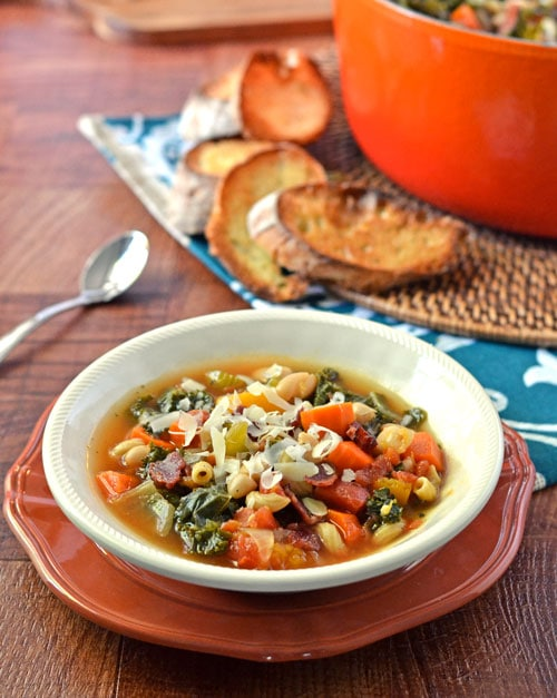 I've searched high and low to find the best soup recipes perfect for cooler weather. Once the leaves start to fall and the temperatures start to drop, it's time to put on a big pot of delicious soup!