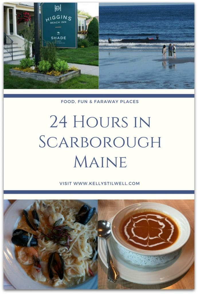 If you have plans to visit the area, I have some ideas for spending 24 hours in Scarborough Maine. To be honest, I had not heard of Scarborough before.