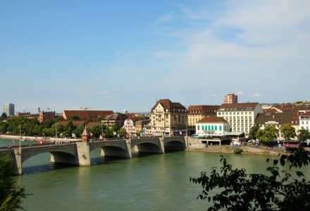 One Day in Basel Switzerland