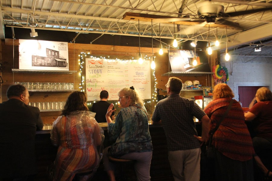 For readers who like to know exactly what to do in a specific location, here's a customized Cabarrus County brewery tour itinerary! Just plug addresses into your phone and enjoy the afternoon discovering local brews!