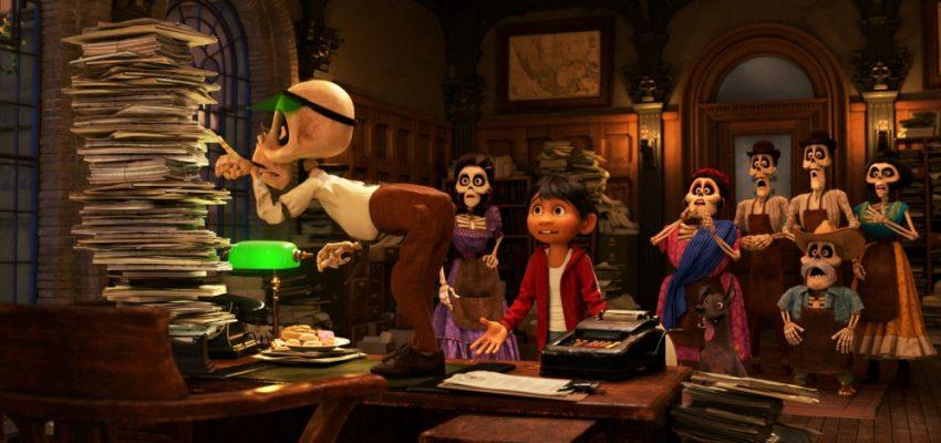 Disney Pixar's COCO Latest Trailer