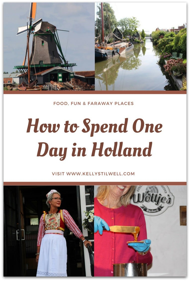 If you have plans of heading to Amsterdam, you must spend one day in Holland. One of the toughest things about travel for me is that I want to fit everything in. The planning part of a trip is not easy when you want to see everything!