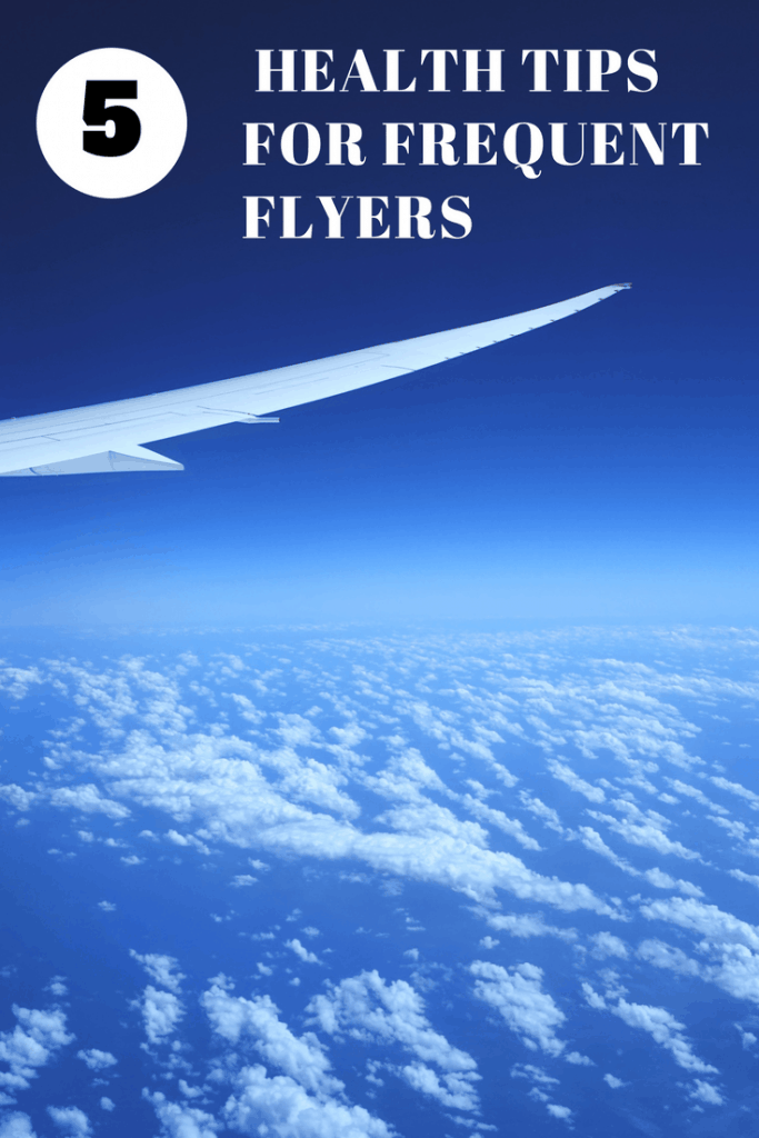 This post about Health Tips for Frequent Flyers is sponsored as part of a partnership between Food, Fun & Faraway Places and ChromaDex.