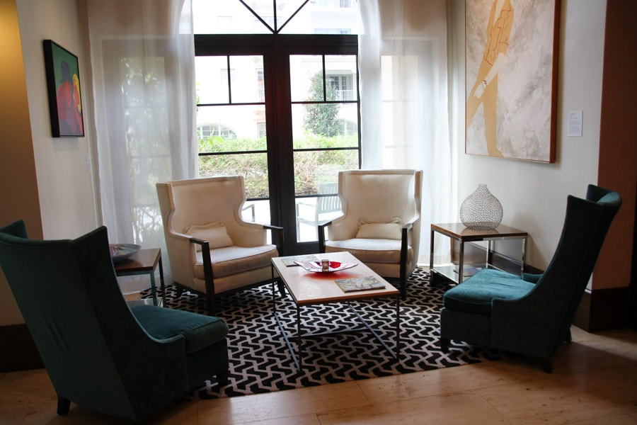 Looking to book a luxury boutique hotel in Winter Park Florida? I've just discovered The Alfond Inn, and I'm adding it to my list of top five favorite hotels.
