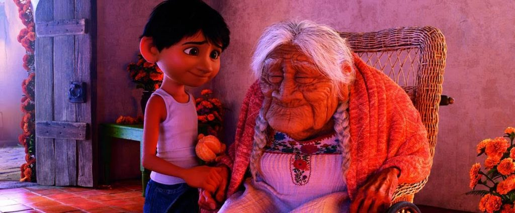 I'm finally able to share my thoughts on Disney Pixar's Coco. I have been waiting for Disney Pixar's Coco ever since attending D23 over two years ago. The crowd went absolutely wild when this film was announced!