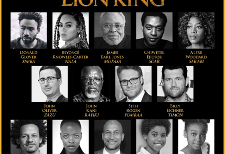 The Lion King Roars to Life with All-Star Cast!
