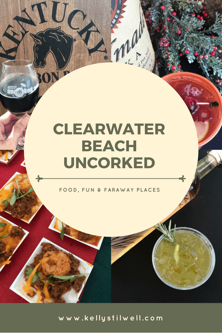 Clearwater Beach Uncorked is one of the top food and wine events in all of Florida.
