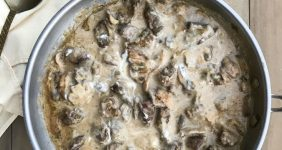 This gourmet beef stroganoff is so easy, you won't believe how amazing it tastes! Don't you hate it when a recipe looks delicious and then you realize it takes hours to make?