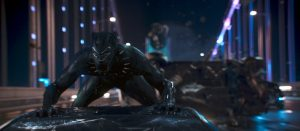 Have you been following along with the making of Marvel's Black Panther? This film is really special, and not just because Black Panther was the first black superhero in comic books when he was first seen Fantastic Four back in 1966 (which was waaayyy overdue.)