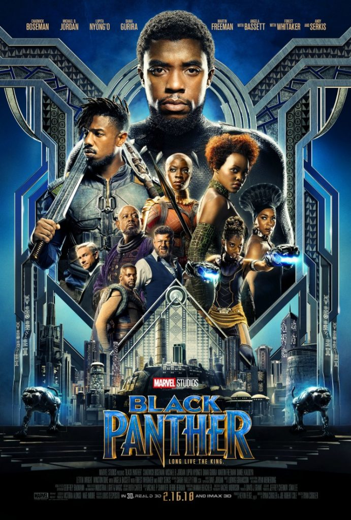 Have you been following along with the making of Marvel's Black Panther? This film is really special, and not just because Black Panther was the first black superhero in comic books when he was first seen Fantastic Four back in 1966 (which was waaayyyoverdue.)