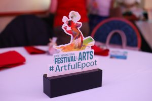 Located in Disney World in Orlando, Epcot is a haven for foodies all year, but when there is a special event like the Epcot Festival of the Arts, the food experience goes into overdrive.