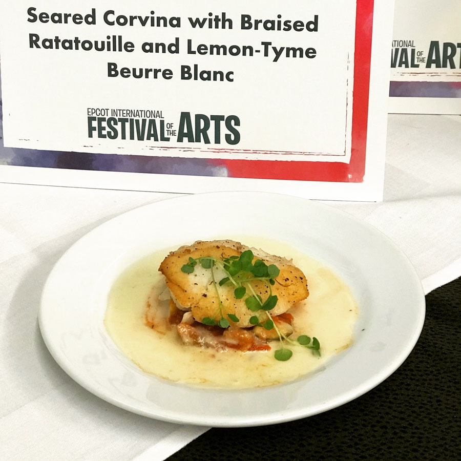 Located in Disney World in Orlando, Epcot is a haven for foodies all year, but when there is a special event like the Epcot Festival of the Arts, the food experience goes into overdrive