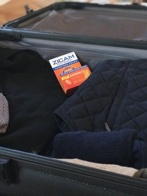How well prepared are you the night before you fly? I'm always telling you to make sure you use a list when you pack, and I know from your emails and comments that many of you are taking heed of that advice.