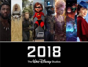 Who else is exciting about the Walt DisneyStudios Motion Pictures release schedule?