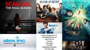 A Wrinkle In Time Movie Premiere and More!  #WrinkleInTimeEvent #ABCTVEvent