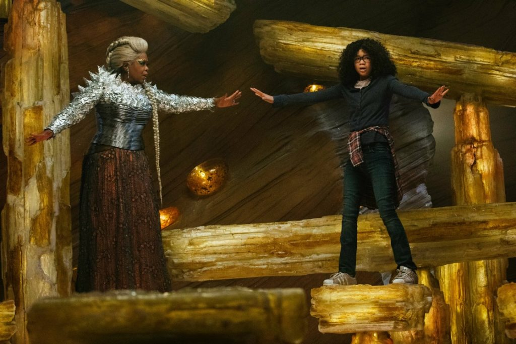 I'm so excited about heading to LA on February 24th for the movie premiere of A Wrinkle in Time as well as checking out a few ABC TV shows!