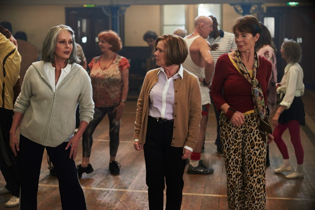There is nothing like a feel-good movie, and Finding Your Feet is just that. It's the kind of movie you want to see with your girlfriends, and maybe again with your significant other. In fact, I'd love to see it with my mom, too.