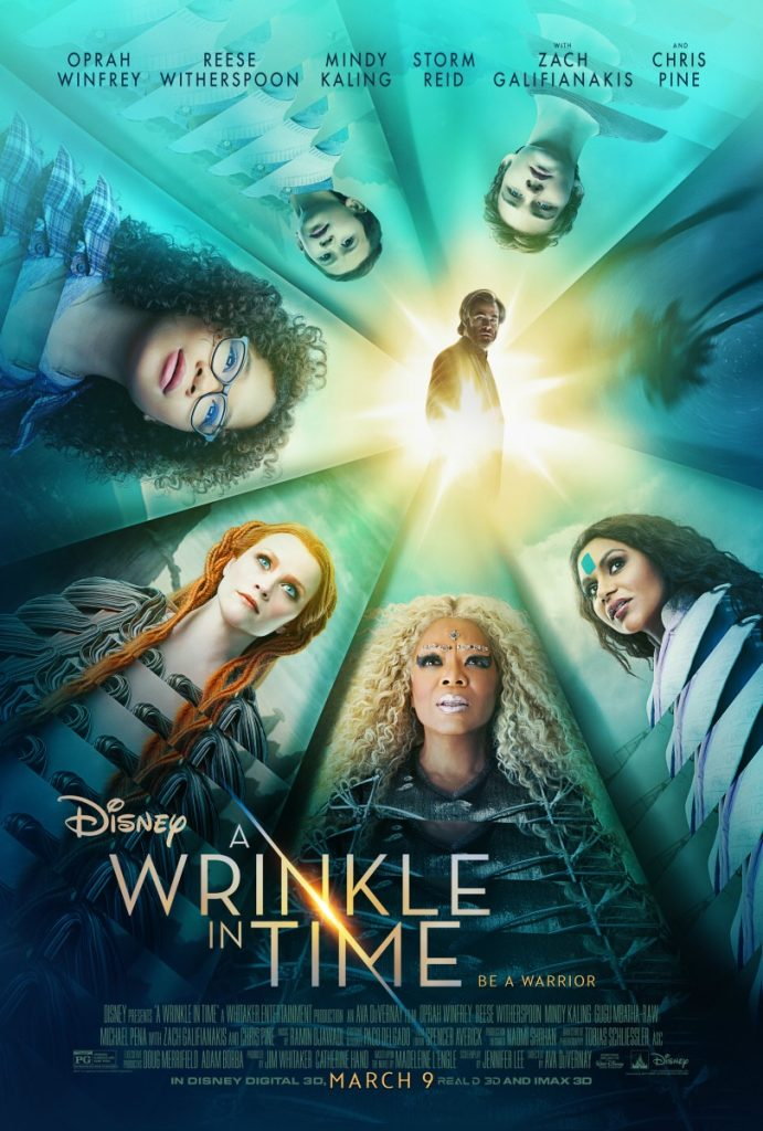 A Wrinkle in Time has been one of the most anticipated films of the year, and with good reason. With a cast full of A-List actors and the story based on a timeless book, the movie really is off to a good start without the audience even seeing it.