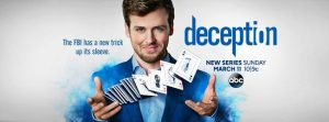 Exclusive on Set with ABC's Deception TV Show