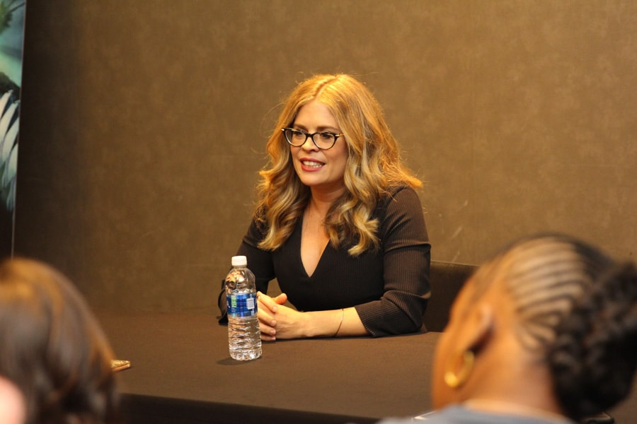 Jennifer Lee is known as the first female director of a Disney animated film (Frozen). She shares about her journey and work as screenwriter for Disney's A Wrinkle In Time.
