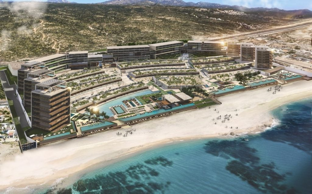 Today The Luxury Collection Hotels & Resorts announced the brand's first hotel in Baja California Sur! Solaz, a Luxury Collection Resort in Los Cabos will open in June 2018.