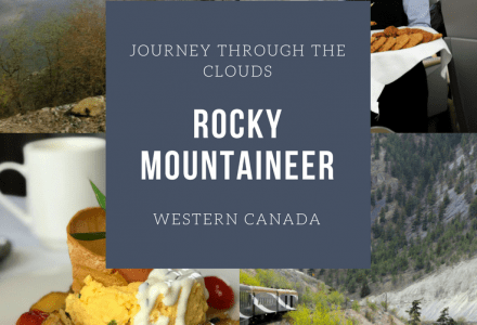 Rocky Mountaineer Train Journey Through the Clouds