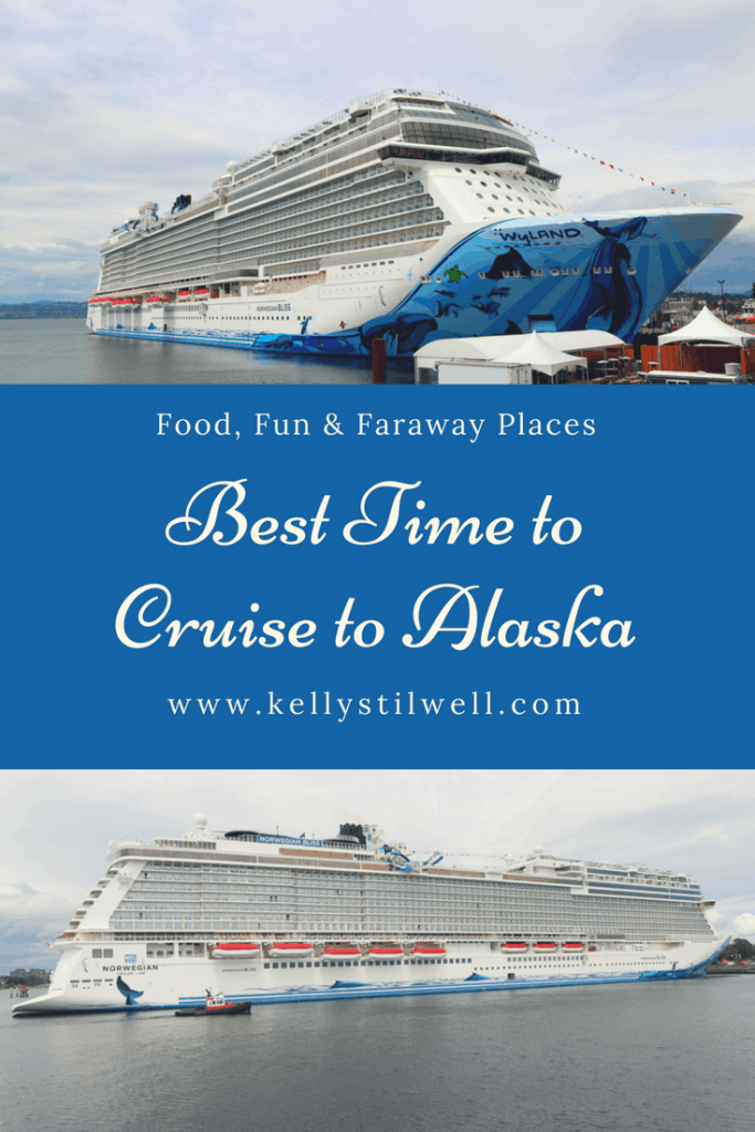 Best Time To Cruise to Alaska on the Norwegian Bliss #Cruise #Cruising #AlaskaCruise #NorwegianBliss