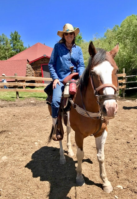 What could be better than a girl's getaway atDrowsy Water Dude Ranch Colorado? Picture this: your best girlfriends, wearing jeans and flannel shirts the entire vacation, someone else preparing your delicious meals, riding horses and hiking the Rocky Mountains. Got it? That's a Dude Ranch Colorado vacation. Who's ready?