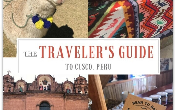 Cusco Peru is on many travel bucket lists, and with good reason. Cusco has ancient ruins, museums, hiking, shopping, and incredible food.