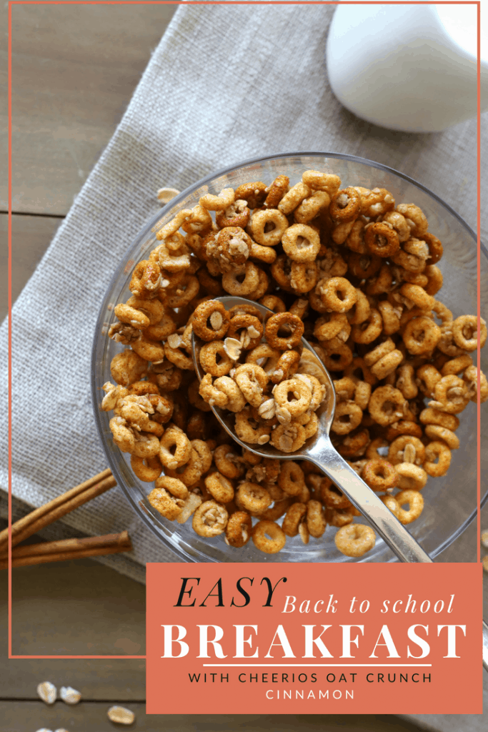 Moms everywhere are looking for that easy back to school breakfast for kids. Going from the lazy days of summer to the crazy days of early mornings, homework, and after-school activities is a tough transition.