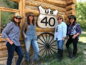Girls Getaway: Dude Ranch Colorado