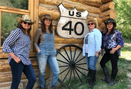 Girls Getaway: Dude Ranch Colorado