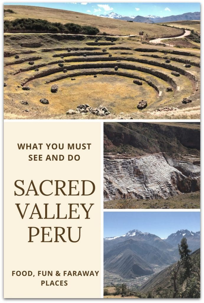 As you plan a trip to Sacred Valley Peru, be sure to have these incredible historical sites on your list. #SacredValleyPeru #SacredValley #Peru #PeruHistory #AdventureTravel #Travel #TravelPeru