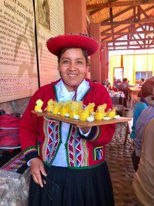 Parwa Community Restaurant Peruvian Meal