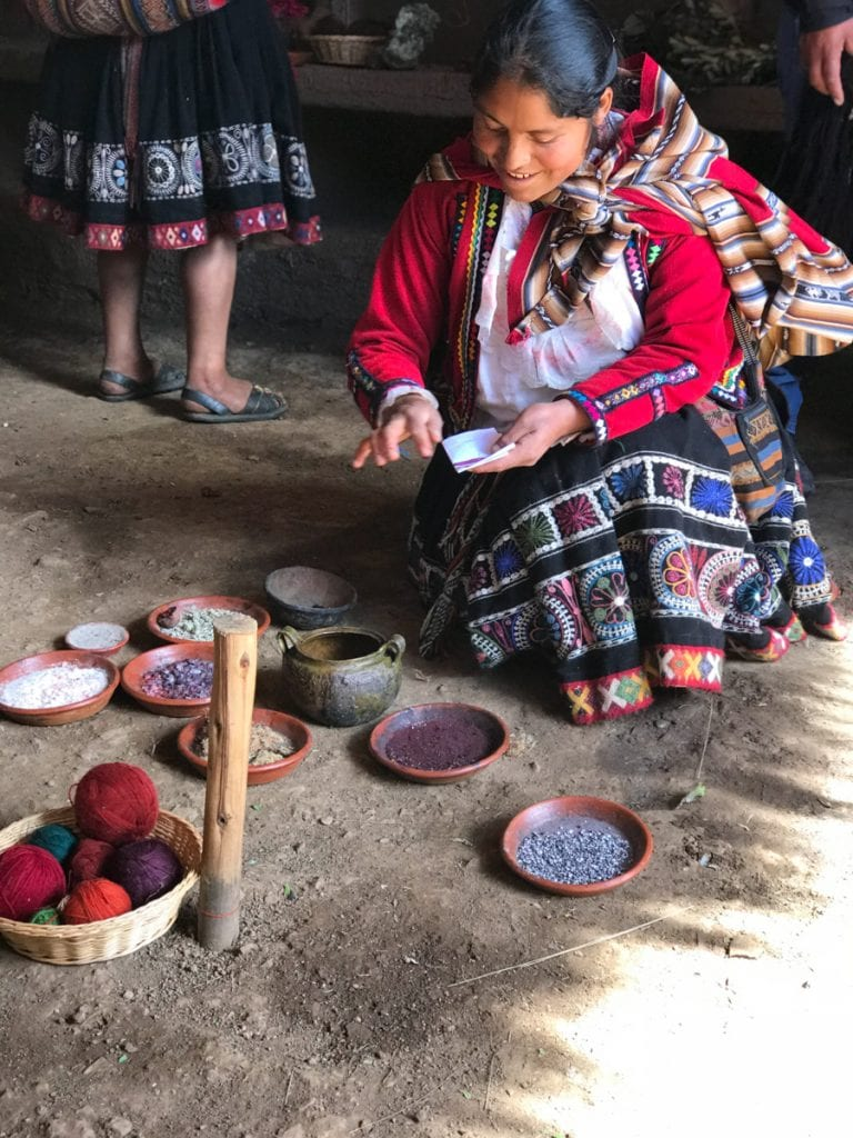 No visit to Sacred Valley Peru is complete without this Cusco tour of Potato Park, locally referred to as Parque de la Papa, where guests can learn about the most important crop to Peruvian cuisine, the potato.