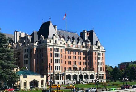 Fairmont Empress Victoria Offers Luxury In British Columbia