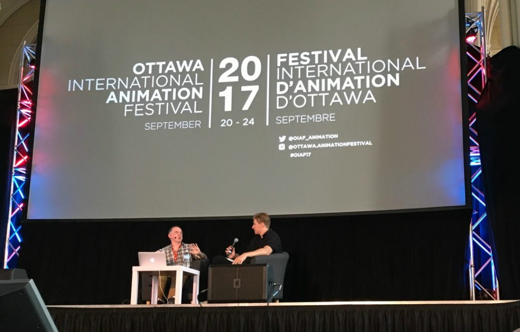 Last year I sent my daughter to cover theOttawa International Animation Festival for Food, Fun & Faraway Places. As an animationstudent, I was excited to see her perspective on this very popular festival.