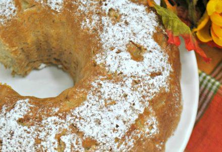 Easy Apple Cake